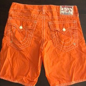 True Religion BOARDSHORT SZ 34